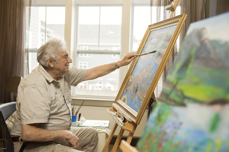 Engagement Activities for Thriving Senior Communities